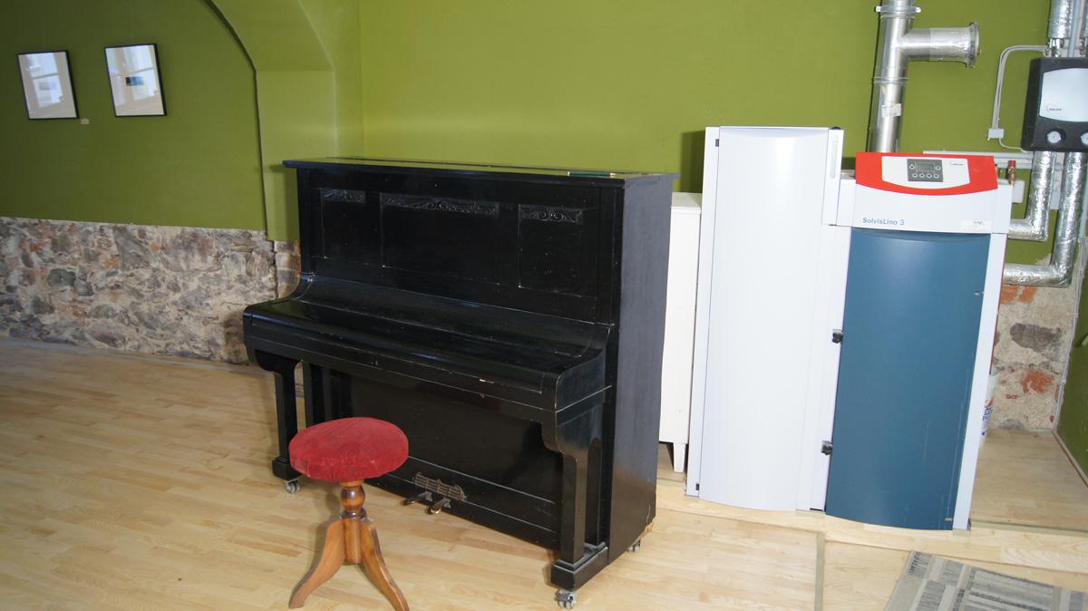 Das wohltemperierte Klavier (nicht von Bach)